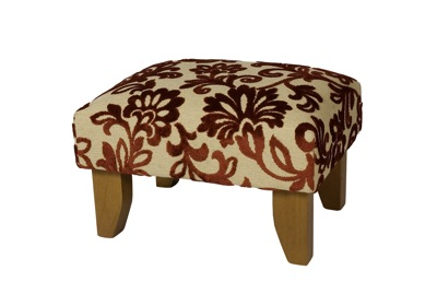 Mini footstool